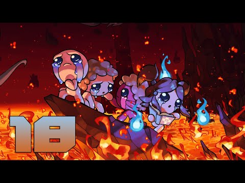 COMPLETANDO A BETH - The Binding of Isaac Repentance - Directo 18