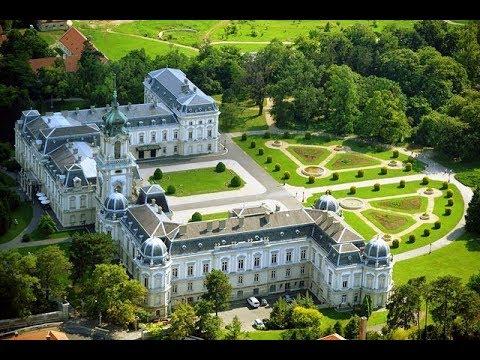 Festetics Family Palace Tour - Keszthely Hungary
