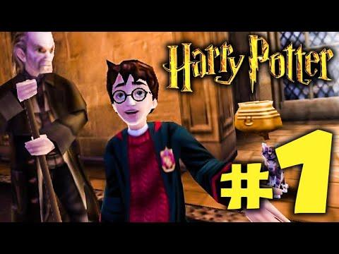 Гарри Поттер и Тайная Комната Прохождение #1 ► ТАЙНЫЙ ГОЛОС!