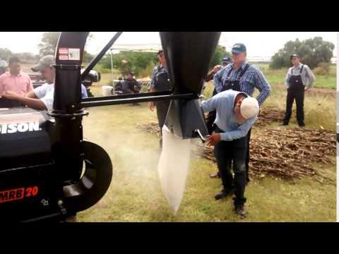 Demostración Molino en Planta Bison Aguascalientes