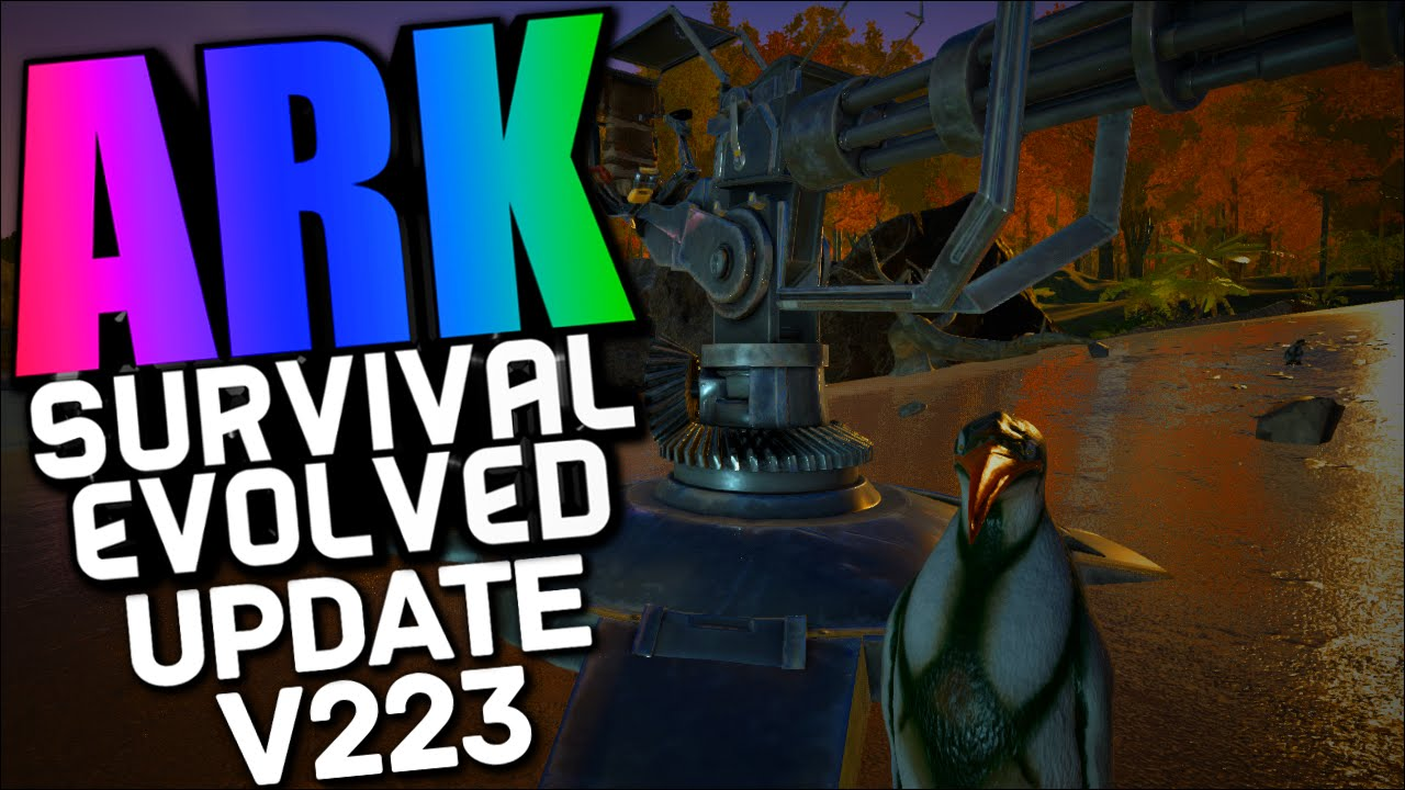 Ark survival evolved penguin kairuku angler fish for Angler fish ark