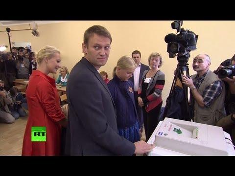 Алексей Навальный и