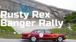 European Banger Rally - France, Switzerland, Italy - Rusty Rex Rally
