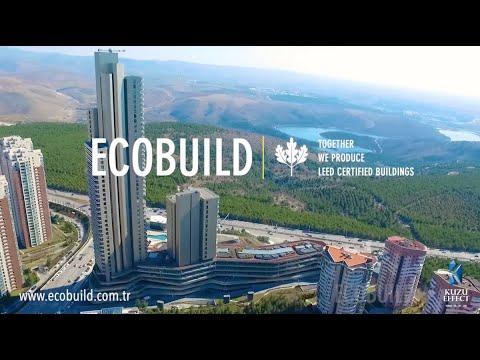 Kuzu Effect Mixuse LEED Gold Certified Project in Ankara Turkey