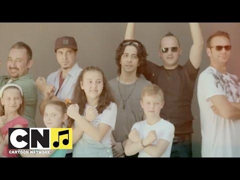Aslan Max I Aslan Max feat. Manga I Şarkı |  Cartoon Network Türkiye