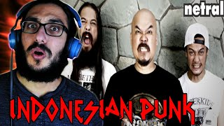 INDONESIAN PUNK IS LIFE! Netral - Lintang reaction
