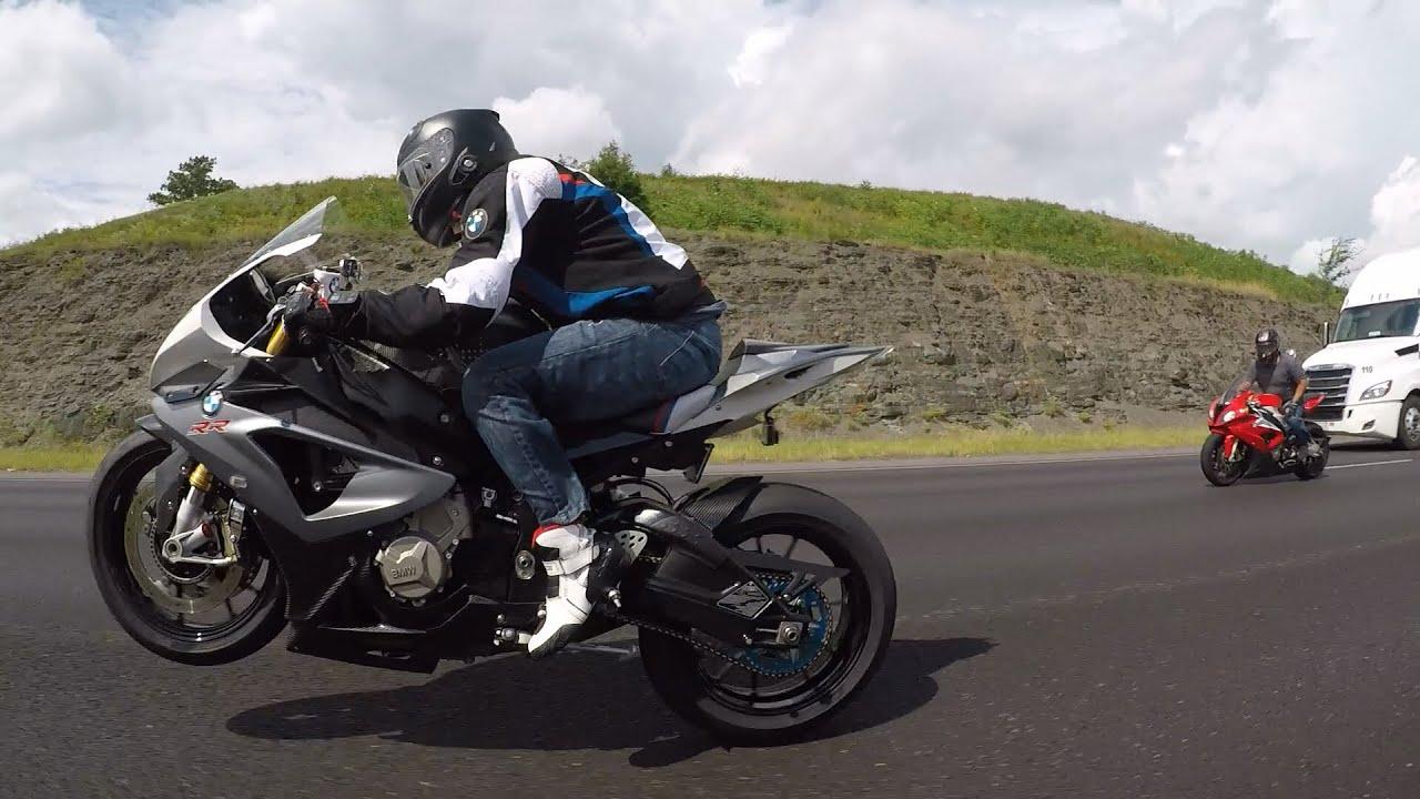 Ducati V4 Speciale vs BMW S1000RR vs GSXR 1000R vs Kawasaki ZX10R vs Yamaha R1M Part 2