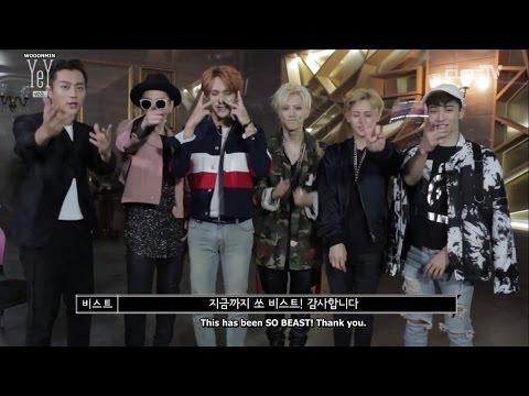 [ENG SUB] BEAST 'YeY' music video BTS