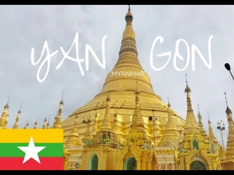 YANGON TRAVEL GUIDE // MYANMAR