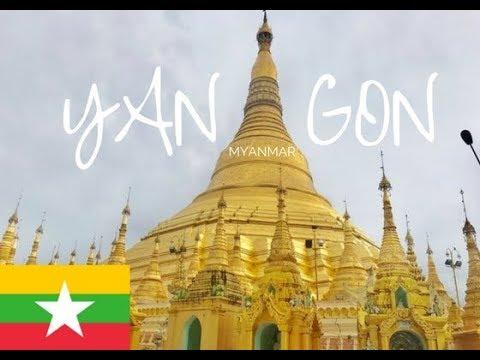 YANGON TRAVEL GUIDE // MYANMAR