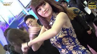 【無限HD】2018 台北國際電玩展 Taipei Game Show IGS 邱貝希熱舞(4K HDR)