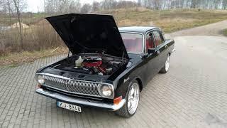 Gaz 24, Volga,  Змз V8, Мечту Сделал !!!