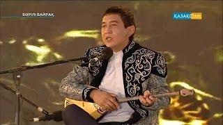 Айтыс 2015 Финал Ринат Заитов & Иранғайып Күзембаев [Бөрілі байрақ]