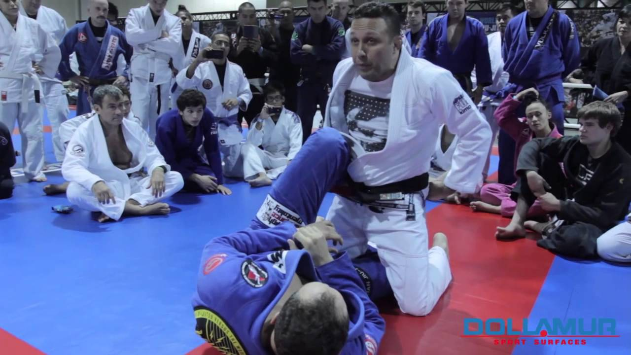 Training Gains Toehold For >> The Grumpy Grappler Toe Holds