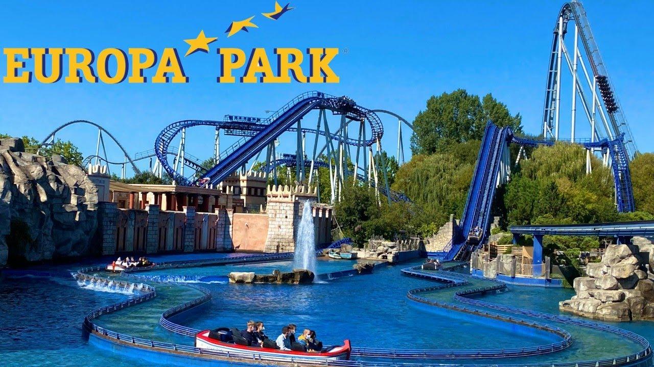 Europa Park Day One Vlog September 2021