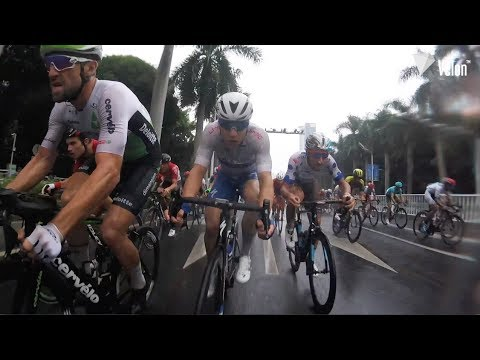 Tour of Guangxi 2018: Stage 3 on-bike highlights