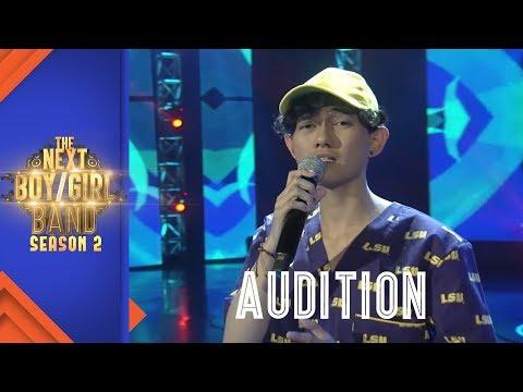 "Riswan Ramadhan H ""Ekspetasi"" I Singing Audition I The Next Boy/Girl Band S2 GTV"