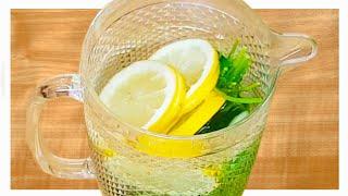 Bebida Poderosa Natural para Diminuir Inchaços – Fácil Barata e Gostosa