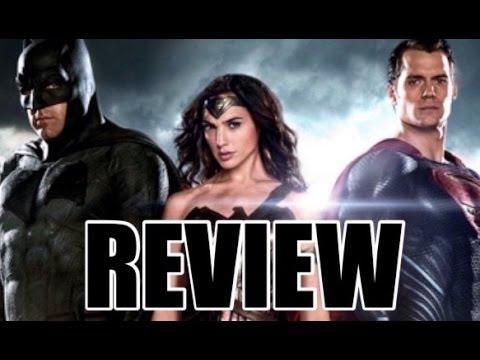 BATMAN V SUPERMAN: DAWN OF JUSTICE *REVIEW*