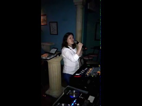 Karaoke Christmas Olympus Bar 19 Dez. 2015