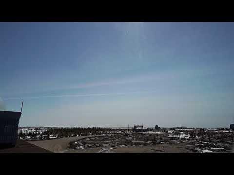 Aurora Borealis - Northern Lights Cam 05-23-2018 09:29:36 - 10:29:37