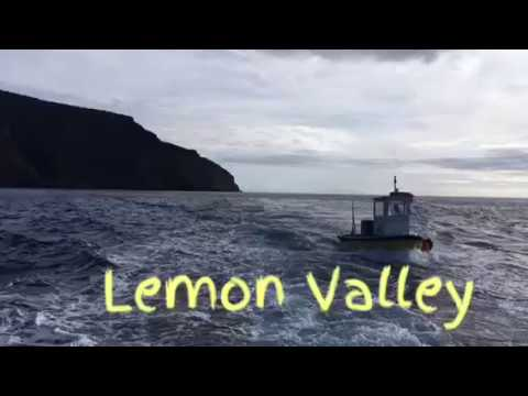 St Helena: Lemon Valley Postbox Walk