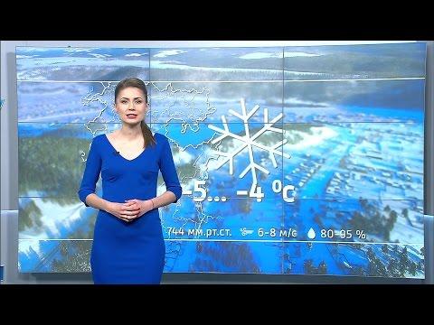 Прогноз погоды на 3 января