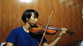 [violin cover] Everything I Need - Skylar Grey -  Aquaman soundtrack