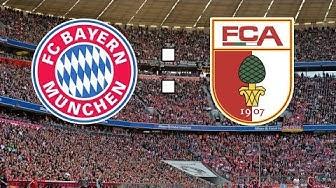 FC Bayern gegen FC Augsburg Live!!!