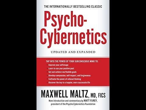 Book of the day - Psycho Cybernetics by Maxwell Maltz