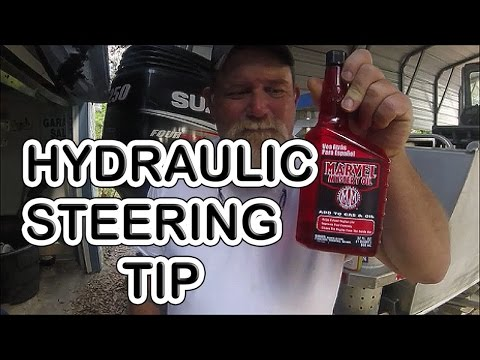 How To Replace The Seals In A Teleflex Marine Hydraulic