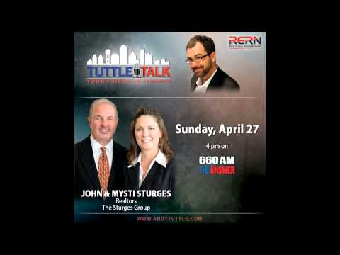 What Every Home Buyer Must Know | The Sturges Group on Tuttle Talk