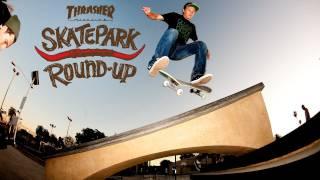 Skatepark Round-Up: LRG