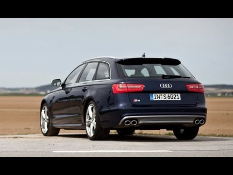 audi s6 avant review youtube. Black Bedroom Furniture Sets. Home Design Ideas