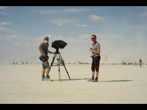 Burning Man 2014 Part1 English