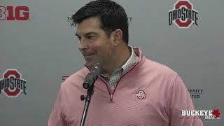 Ohio State Buckeyes Football: Ryan Day updates the status of his team