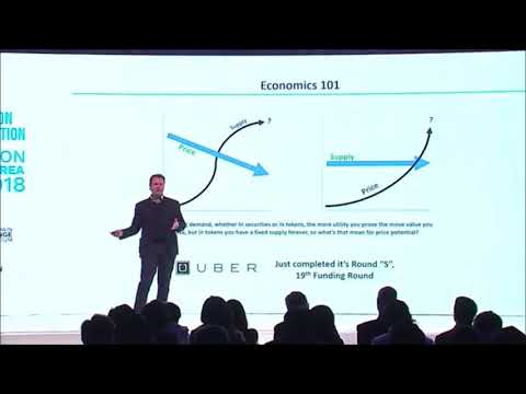 Will McDonough - iCash CEO Keynote Address - d10e Conference Seoul South Korea