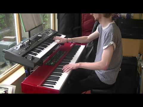 Funk Rock Piano/Hammond Improvisation