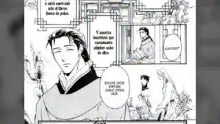 Saiunkoku monogatari  (manga) cap 2  parte 1/2