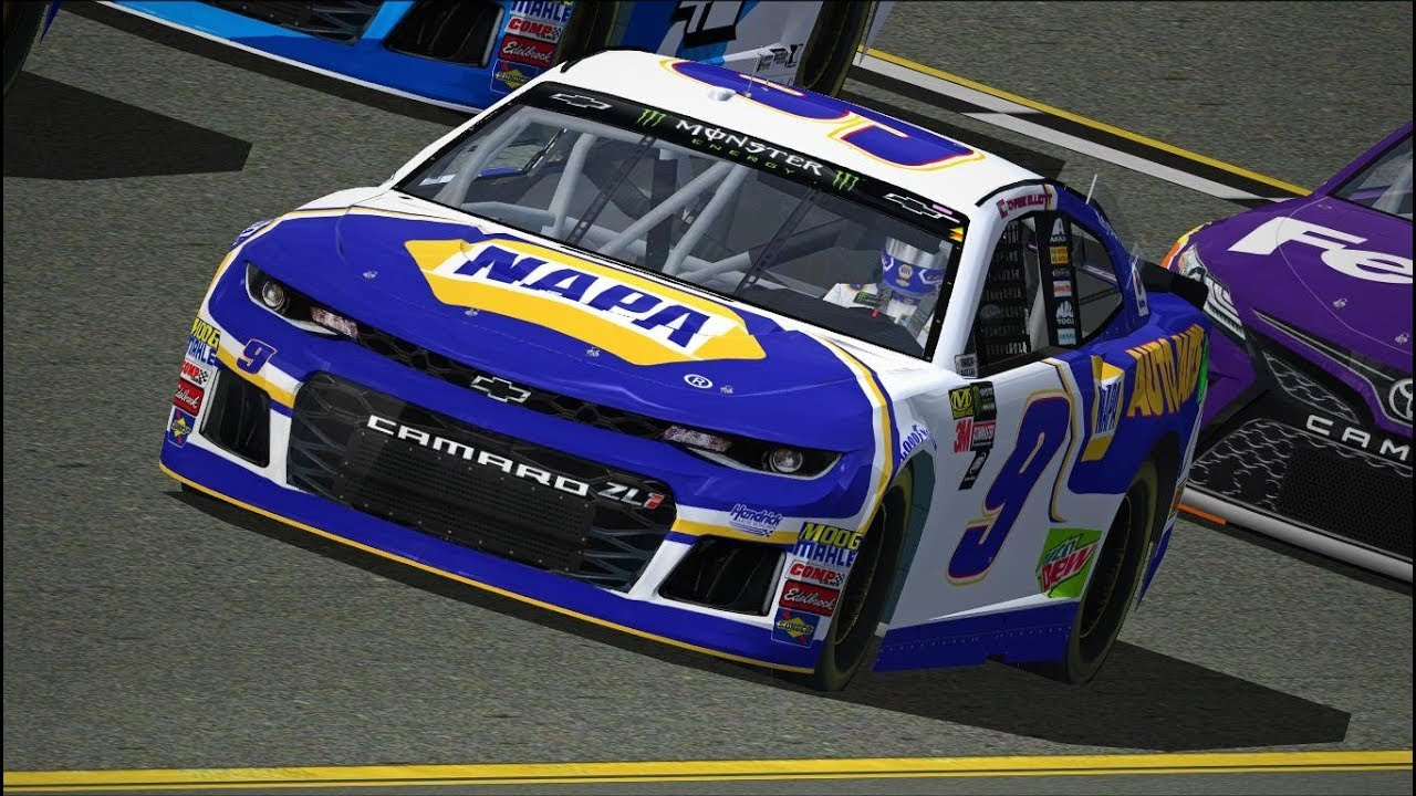 MENCup2018 Mod @ Daytona SuperSpeedway | NR2003 LIVE STREAM EP319 by  CodyHGaming