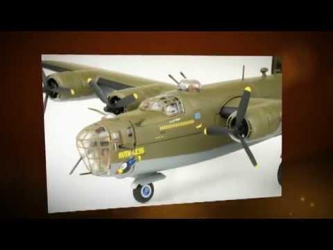 Consolidated B24-D Liberator  Ruth-less (1943) Corgi AA34017 - 1:72