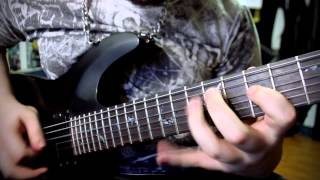 Fear Factory Donkey Kong Country Guitar Cover