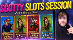 Slots Bonus Sessions - Jamming Jars, Cashzuma, Book of Ra, Vodoo Gold & More