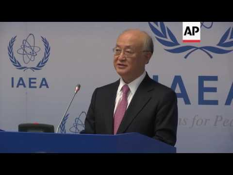 IAEA closes probe into Iran nuclear activity