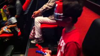 Meet the Red Ranger at G-Rosso Theater Tokyo Japan, Summer 2014