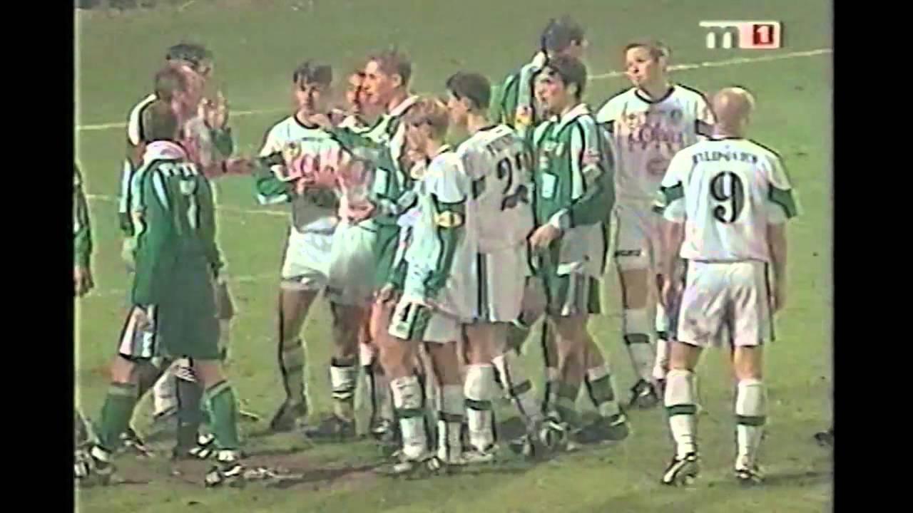 Haladás-Ferencváros | 1-3 | 2001. 11. 17 | MLSZ TV Archív