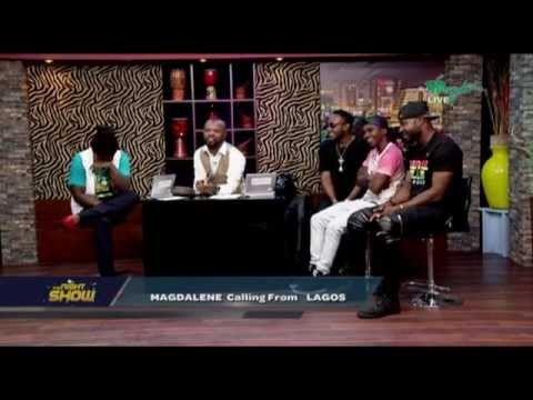 THE NIGHT SHOW - Five Star Music Artists With Skiibii (Pt.1) | Wazobia