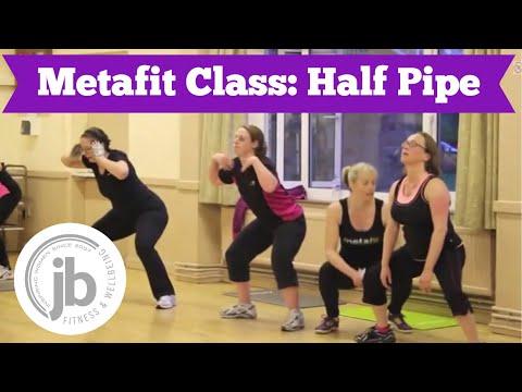 Metafit Class with JB Personal Training
