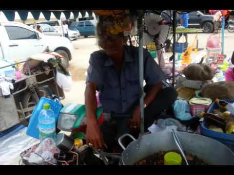 Singkorn Border Market, Prachuap Khiri Khan
