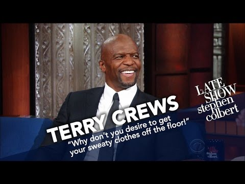 Terry Crews Works Out For Two Hours A Day (Yes, Two)